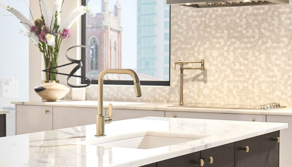 Faucet Trend 2020: Faucet Finishes That Will Get You Compliments
