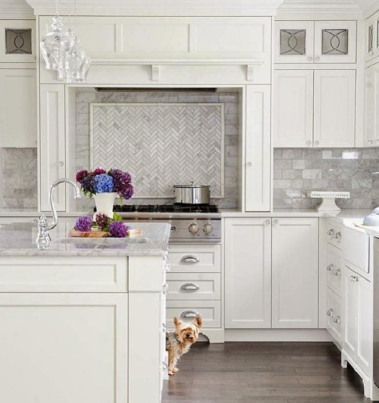 6 Ways to Finish the Edges of Your Kitchen Backsplash