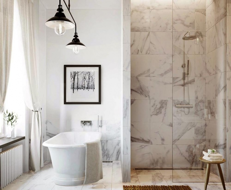5 Shower Tile Materials and Their Benefits For Your Bathroom