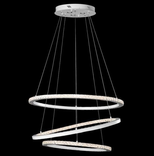 Elan Allos Chandelier Model 83425