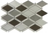 Tile Falling Star Silver Quill FGS-222