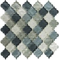 Tile Dentelle Waterfall Grey DTL3006
