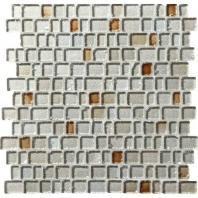 Jewel Tide Sparkling Sand 12 x 12 Mosaic JT01