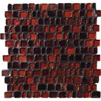 Jewel Tide Bonfire 12 x 12 Mosaics JT07