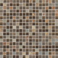 Slate Radiance Saddle 5/8 x 5/8 Mesh-mounted Mosaic Blend SA56