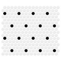 Retro Rounds Polka Dot Gloss RR03