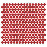 Retro Rounds Cherry Red RR09