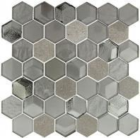 Tile Queens Lair Frosted Hive QLS133
