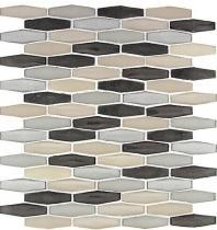 Tile Modern Pyramids Royal Tweed MPS231
