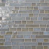 Glass Horizons Tile Tide Random Linear Mosaic GH08