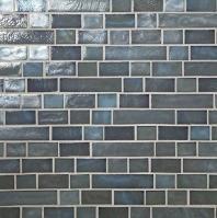 Glass Horizons Tile Moonlight Random Linear Mosaic GH07