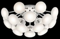 Elan Kotton Led Ceiling Flushmount Model 83695
