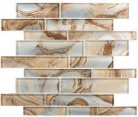 Tile Magical Forest Cinnamon House MGF622