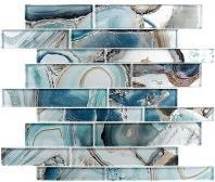 Tile Magical Forest Crystal Lagoon MGF626