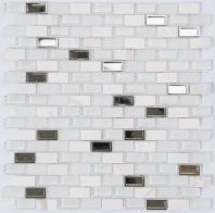 Milstone 0.6 x 1 White Itay Mosaic ML790141550