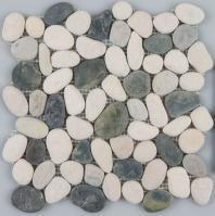 Bliss Pebble Mosaics Tranquil Cool Blend AC76-461