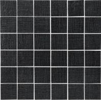 Rococo 2x2 Black Mosaic ACCS018