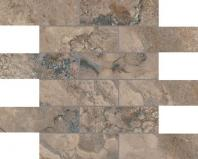 Ottomano 2x6 Walnut Mosaic AC63-300