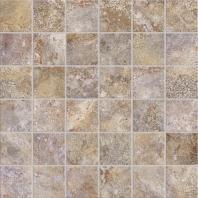 Portofino 2x2 Walnut Mosaic ACYS837