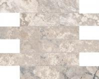 Montecelio 2x6 Argento Mosaic AC63-335