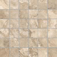Montecelio 2x2 Beige Mosaic AC63-334
