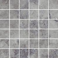 Prato 2x2 Anthracite Mosaic AC46-162