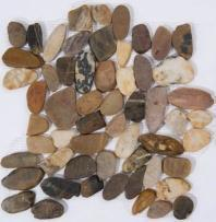 Zen Pebbles 12x12 Flat Bora Wilderness AC76-358