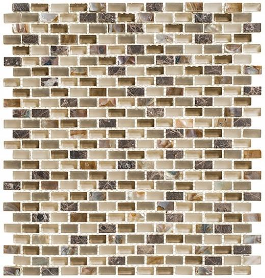 Americana Backsplash Glass Tile Apple Pie Amer391 Home