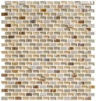 Americana Series Backsplash Glass Tile Drive In AMER393