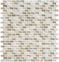 Americana Series Backsplash Glass Tile Main Street AMER395