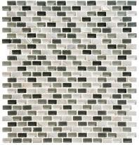 Americana Series Backsplash Glass Tile Malt Shop AMER396