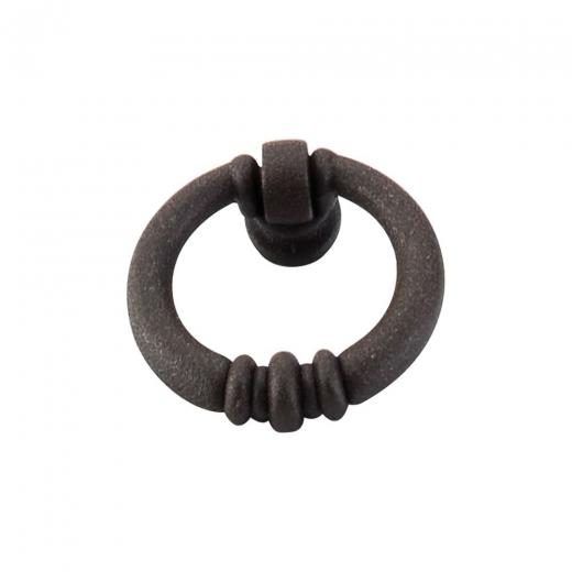 Top Knobs M174 Tuscany Collection Newton Ring Pull 1 1/2 Inch