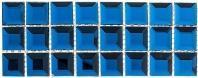 Glasstile Kasbah Series Twilight Treasure Backsplash Liner KS549