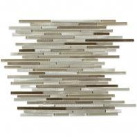 Soho Studio Stiletto Ice Java Aluminum Metal Tile ALUSTILJAVA