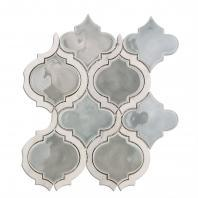 Soho Studio Baroque Lantern Series Sky Arabesque Glass Tile