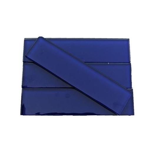 Soho Crystal Cobalt Blue 2x8 Subway
