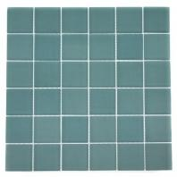 Soho Studio Crystal Turquoise 2x2 Frosted CRYGTURQ2X2F