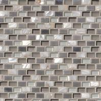 MSI Stone Keshi Blend Mini Brick Mosaic Backsplash SMOT-GLSMT-KESHI8MM