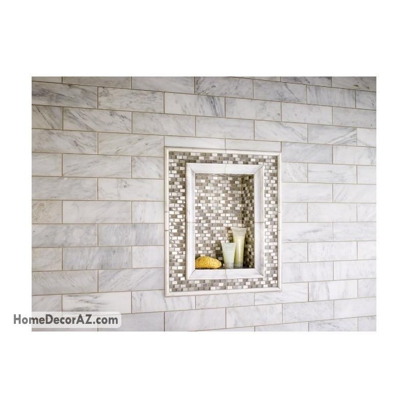 tile msi stone keshi blend mini brick mosaic backsplash smot glsmt