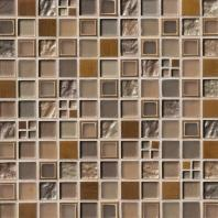 MSI Stone Manhattan Blend Mosaic Backsplash SMOT-GLSMT-MB8MM