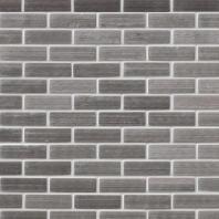 MSI Stone Metal Silver Brick Matte Mosaic Backsplash SMOT-MET-SBRICK