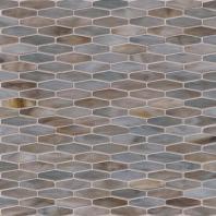 MSI Stone Mochachino Hexagon Mosaic Backsplash SMOT-GLSB-MOCHACHINO