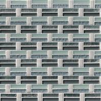 MSI Stone Ocean Wave Mosaic Backsplash SMOT-SGLS-OW8MM