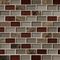 MSI Stone Royal Canyon Mosaic Backsplash SMOT-SGLS-RC8MM