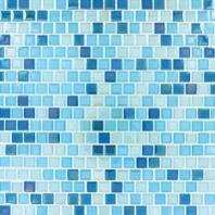 MSI Stone Sky Blue Blend Staggered Glass Tile SMOT-GLS-SBL5-8-4MM
