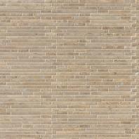 MSI Stone Crema Ivy Bamboo Stone Mosaic Backsplash THDWG-ST-CIB-10MM