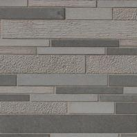 MSI Stone Mystic Grey Interlocking Mosaic Backsplash SMOT-MG-ILMF10MM