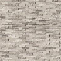 MSI Stone White Oak Splitface Mosaic Backsplash SMOT-WHTOAK-SFIL10MM