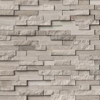 MSI Stone White Quarry Splitface Mosaic Backsplash SMOT-WQ-SFIL10MM