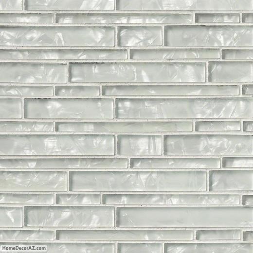 Msi Stone Akoya Interlocking Mosaic Backsplash Glsil
